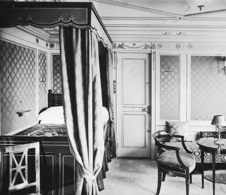 Maritimequest rms titanic 1912 inside the titanic page 2 Who was on the titanic in first class