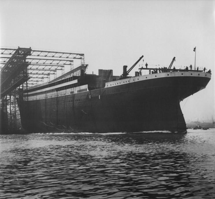RMS Titanic (1912) Page 3